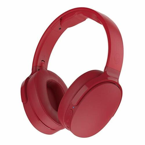 Skullcandy HESH 3 Wireless Over-the-Ear Headphones Red S6HTW-K613