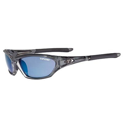 Tifosi Core Sunglasses, General Sports Eyewear, Smoke Lenses-Crystal Smoke Frame