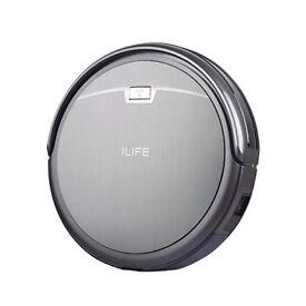 Robot Vacuum Cleaner (ILIFE A4), Titanium Gray