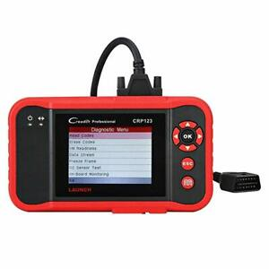 Code Reader Launch CRP123 OBD2 Scanner ABS SRS Scan Tool