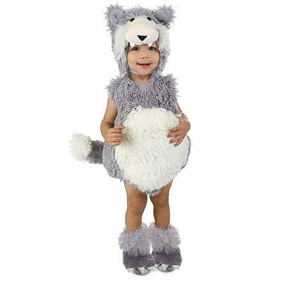 Vintage Beau the Big Bad Wolf Princess Paradise Toddler Costume 12-18 months (Big Bad Wolf Costumes)