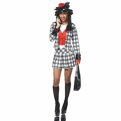 Costume Culture Franco Stacie BFF Notionless Adult Womens Halloween Costume (Franco Costume Culture)