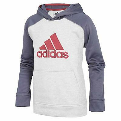 Adidas Boys' Athletic Pullover Hoodie -