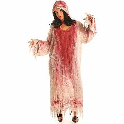 Zombie Cosplay Costumes (Women Zombie Bloody Living Dead Costume Cosplay Party for)