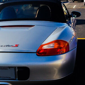 2001 Porsche Boxster S: Sweet deal for Fall! Just reduced by $2K