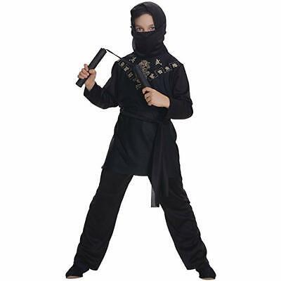 Black Ninja Costume - 4-6 Years Old Boy Costume - Black Ninja - FREE SHIPPING](4 Year Old Boy Costumes)