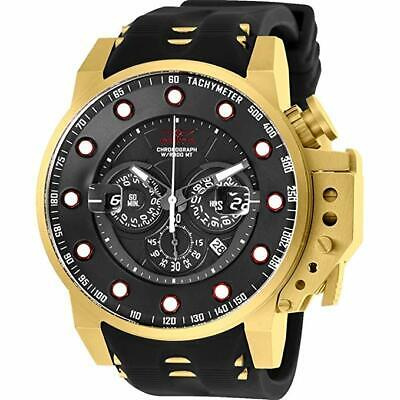 Invicta 25272 Force Bomber Quartz Chronograph Men's 50mm Silicone Strap Watch