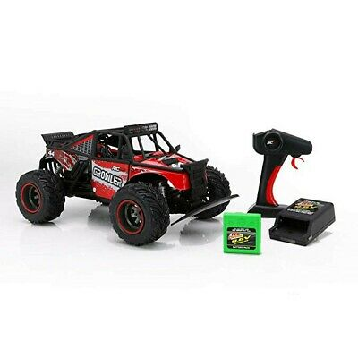 - Growler Remote Controlled Off Road Truck,1:12 Scale 9.6v Battery & Charger Inc'd