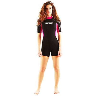 Image of 0010088382040A Seac Muta Relax 2 2 Neoprene snorkling corto TG S CASG