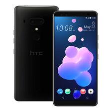 """NEUF HTC U12 Plus (2Q55100) 6"""" 6 Go / 64 Go LTE Dual SIM Débloqué NOIR"""