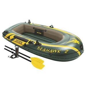 2-Person Inflatable Boat - Intex, SeaHawk 2
