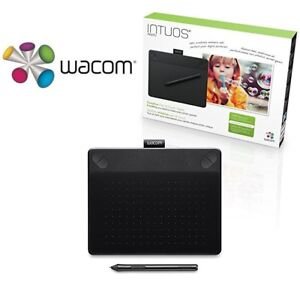 NEW Wacom Intuos Photo Pen and Touch digital editing Tablet