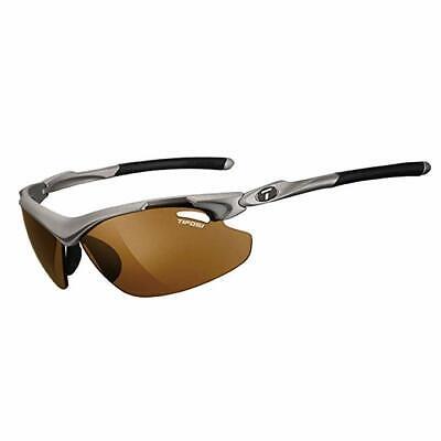 Tifosi Tyrant 2.0 Sunglasses, Athletic Eyewear, Iron Frames, Brown Fototec (Tifosi Fototec Sunglasses)