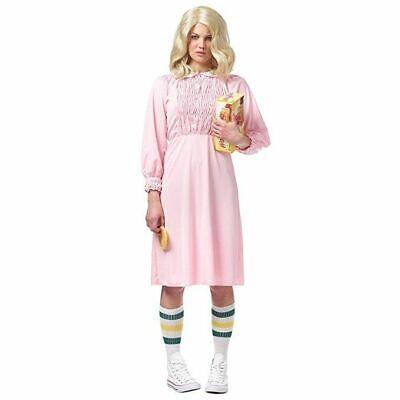 Costume Culture Stranger Girl Waffles Strange Thing Halloween Adult Womens 48587