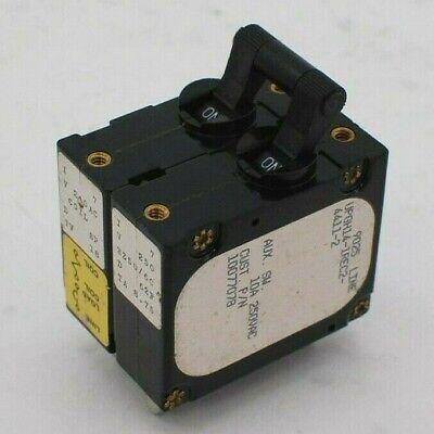 AMPS 80 80 AMP BREAKER AIRPAX BREAKER 3 POLE F.L 480 VAC