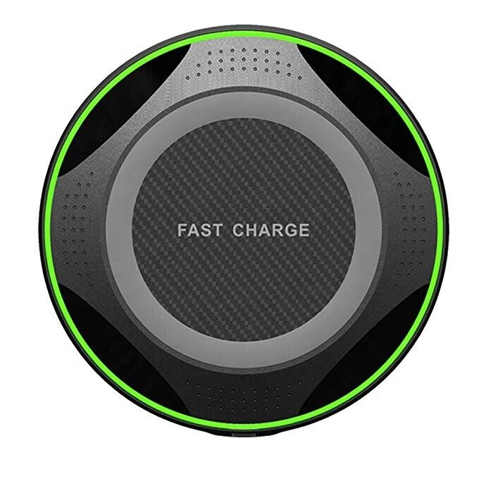 10W Ultra strong Fast Qi Wireless Charger Pad for iPhone X X