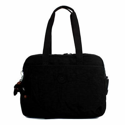 Kipling POPPER Baby Diaper Bag with Changing Pad - Black (TM5556-001)