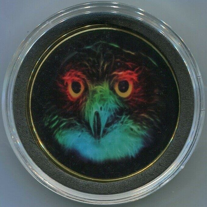 OWL Spinner - Be Wise Poker Card Guard Cover Protector