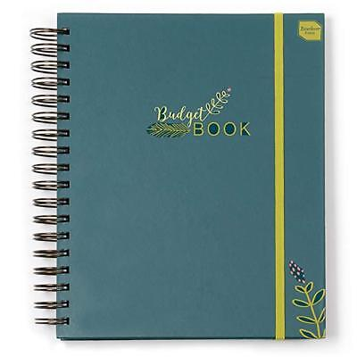DELUXE Boxclever Press Budget Planner - Bill Organizer HARD COVER 13 Pockets  - Calendar Planners