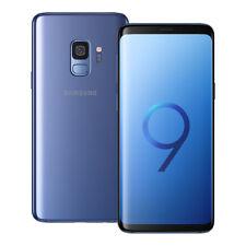 "NEUF Samsung Galaxy S9 SM-G960F/DS 5.8"" 64 Go LTE Dual SIM Débloqué BLEU"