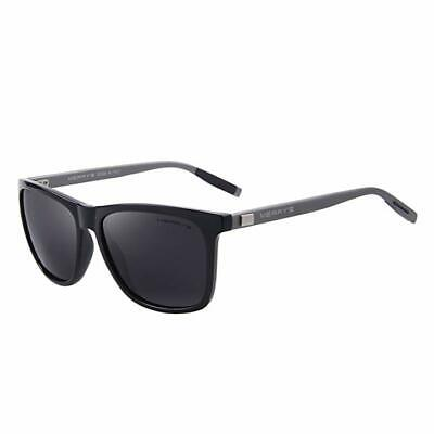 MERRY'S Unisex Polarized Aluminum Sunglasses Vintage Sun Glasses - S8286