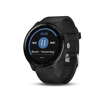 5272072cd Garmin vivoactive 3 Music GPS Heart Rate Monitor Smart Sports Watch