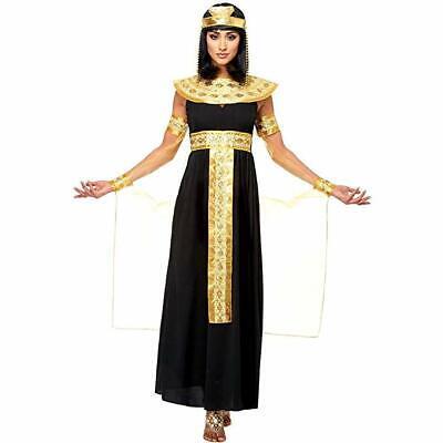 Costume Culture Cleopatra Königin des Nils Ägyptische Halloween Kostüm 48459
