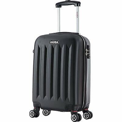 InUSA Philadelphia Luggage lightweight hardside spinner 19 inch carry-on
