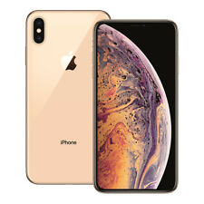 "NEUF Apple iPhone XS Max (A2101) 6.5"" 64 Go Dual 12MP LTE Débloqué OR"