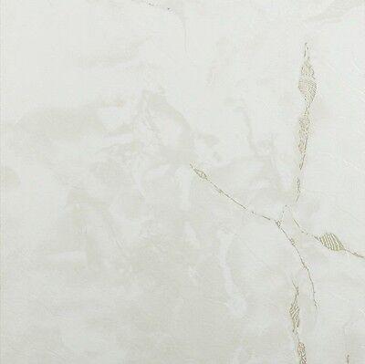 Peel And Stick Tile Self Adhesive Vinyl Flooring Kitchen Bathroom White Grey