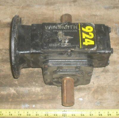Winsmith Gear Reducer  924mdns22000ek  301 Ratio