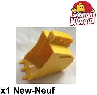 1x digger bucket godet pelleteuse 7x10 noir//black 28216 NEUF Lego technic