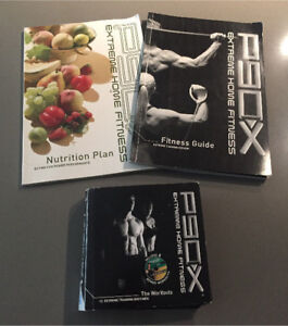 P90x DVDs for sale