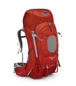 Backpack Osprey Ariel 65 only used once.