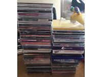 Mixed CD collection