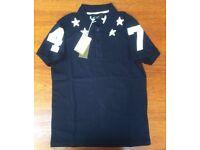Men's designer polo and t shirts LV Moncler Ralph Lauren ea7 Valentino, Versace
