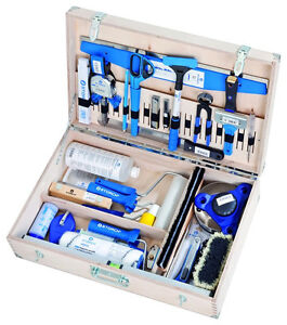 Storch Tapezierkoffer 36 Teile  +++Profi Werkzeuge+++ 290610