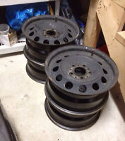 """BMW 5x120 16"""" Rims / Mags for tires 3 series CLEAN"""
