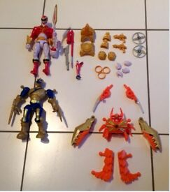 Power Rangers Figures & Accessories