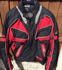Yamaha YZF R Series Motorcycle Jacket - Large
