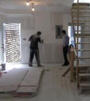 Drywalling and Crackfilling