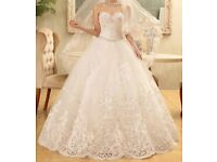 Wedding Dress (Brand New)