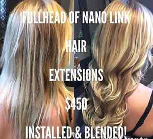 Remy European Human Hair Extensions  Christmas/New Years Events  London Ontario image 1