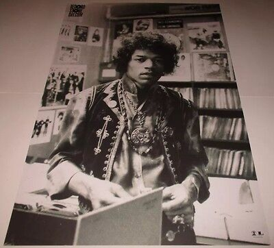 RARE Jimi Hendrix RSD 2013 Large Poster 24X36 Official Heavy Stock Exclusive NEW