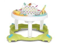 Baby walker - mothercare