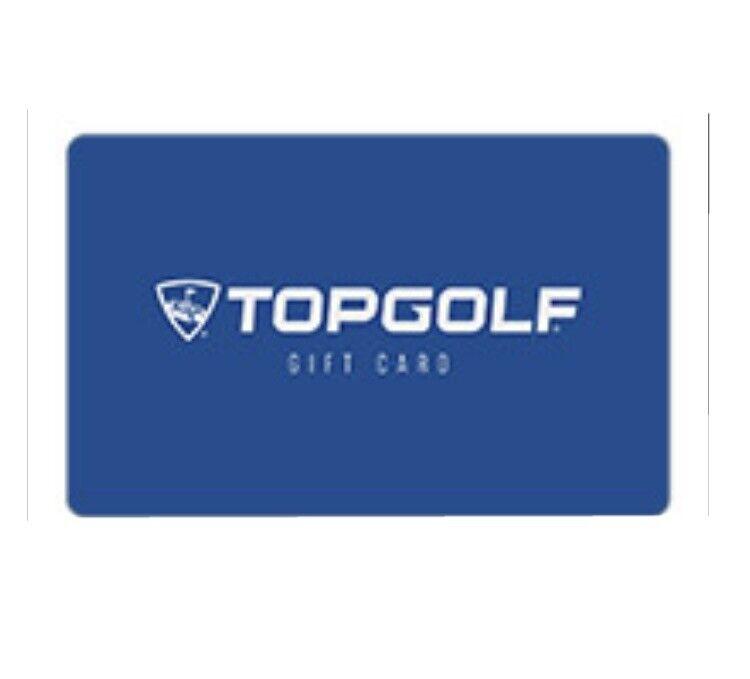 Topgolf Gift Card $200