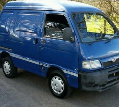 1998 Daihatsu Hijet 13 Efi  Fridge Van BREAKING blue All Parts Available
