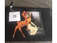 Givenchy Bambi clutch bag