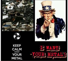 Wanted all scrap metal