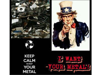 Wanted all scrap metal